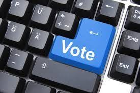 teclado voto electronico