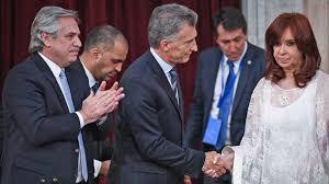 Alberto, Macri y Cristina Kirchner compartieron mensajes de fin de año en  sus redes sociales