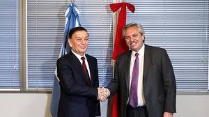 El presidente de China invitó a Alberto Fernández a una visita oficial a  Beijing y buscan reforzar las relaciones bilaterales - Infobae